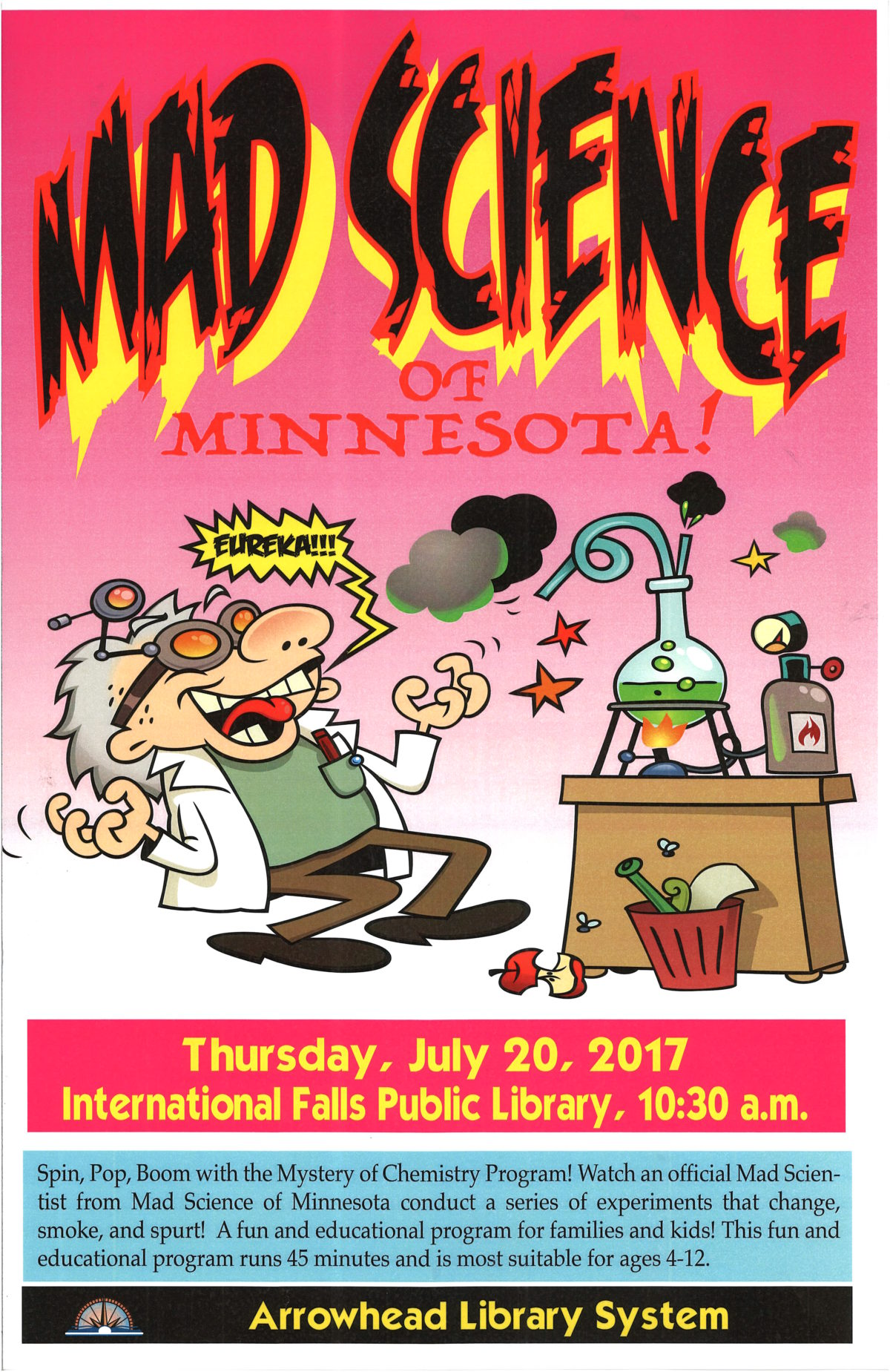 Mad Science of Minnesota